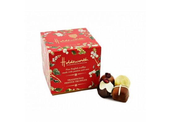 HOLDSWORTH TRADITIONAL FESTIVE TRUFFLES CUB,