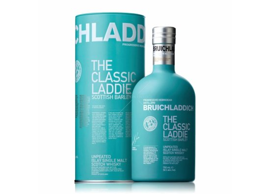 BRUICHLADDICH SCOTTISH BARLEY - THE CLASSIC LADDIE,